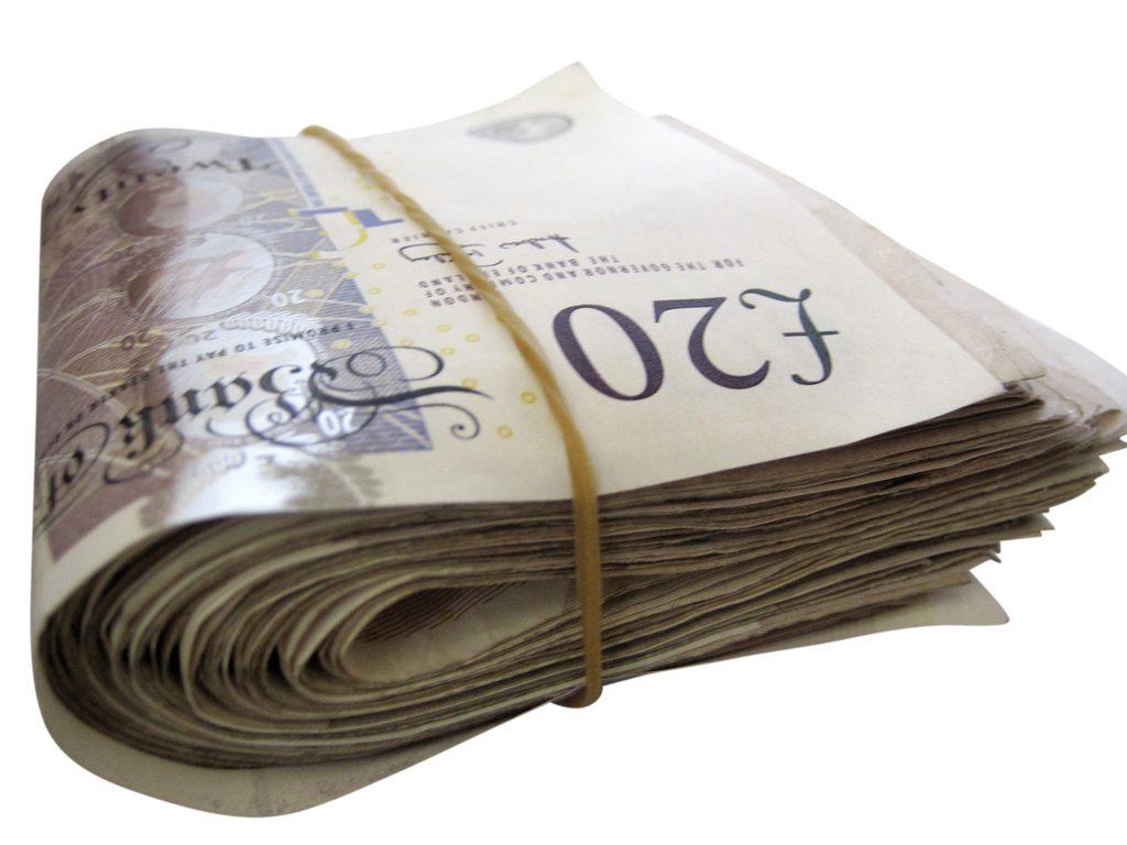 cashing in pension